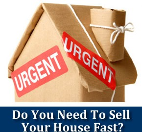 do you need to sell fast